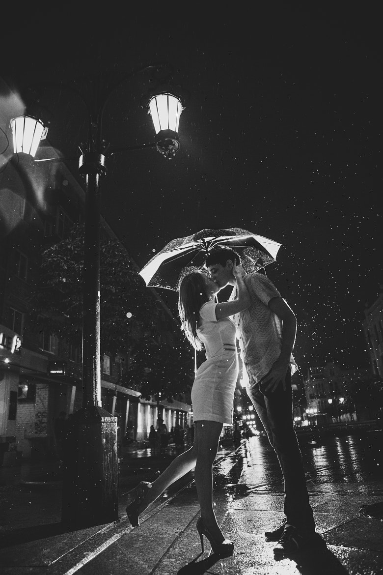 Photograph Kiss the Rain by Ruslan Grigoriev on 500px