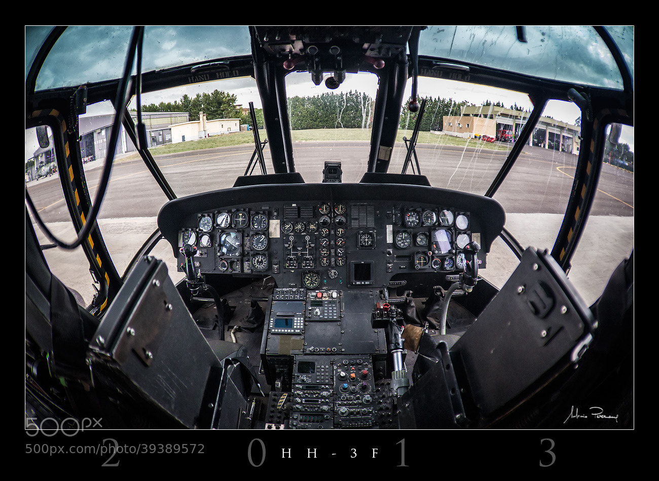 Photograph HH-3F by Antonio Perrone on 500px