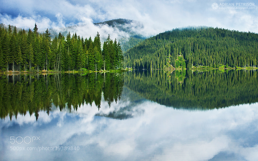 Photograph Reflections by Adrian Petrisor on 500px
