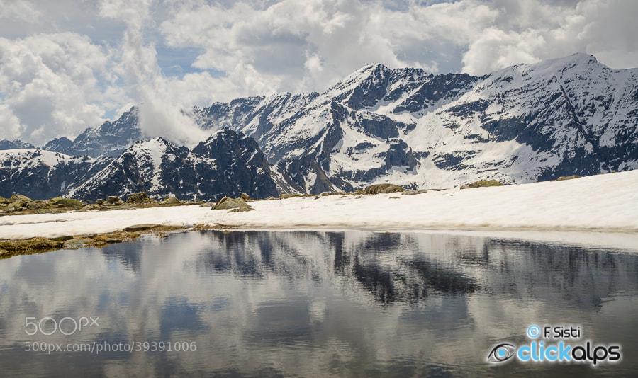 Photograph I ricami soffiati dal vento... (Valle dell'Orco, Parco Nazionale Gran Paradiso, Piemonte) by Francesco Sisti on 500px
