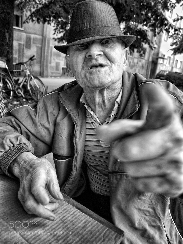 Photograph Portrait 03 by Mihailo Radičević on 500px