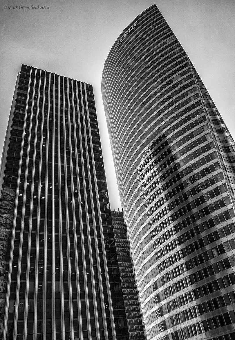 Photograph La Defense, Paris by Mark Greenfield on 500px