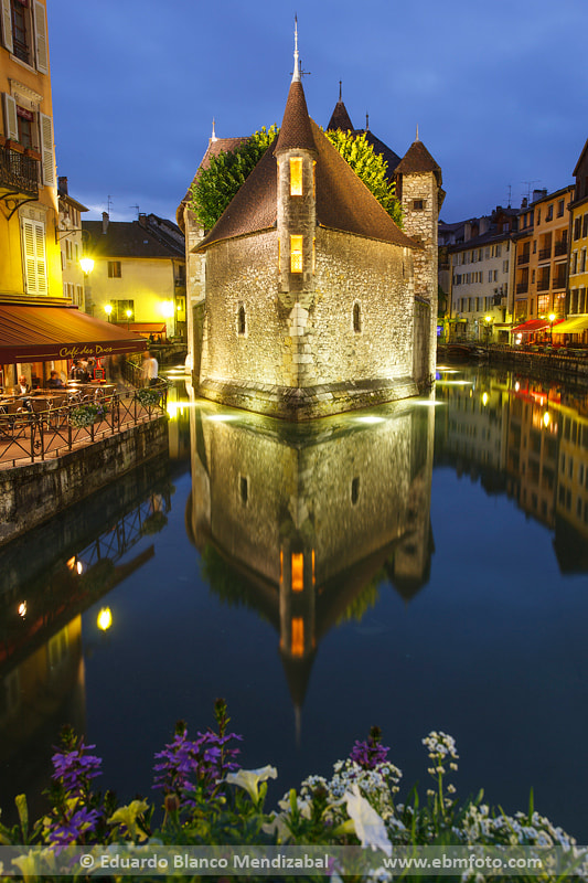 Photograph Reflex Annecy (France) by Eduardo Blanco Mendizabal on 500px