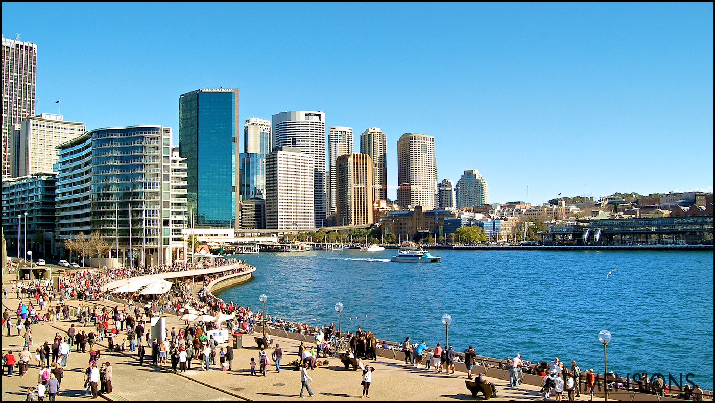 Photograph Sydney Harbour by Matt Thompson on 500px