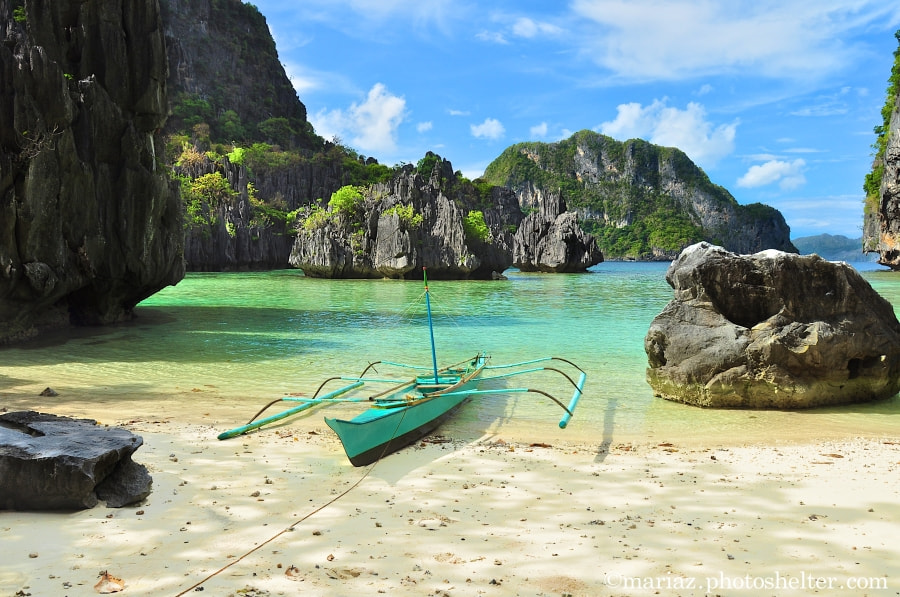 Photograph El Nido by Mary Koutzarov on 500px