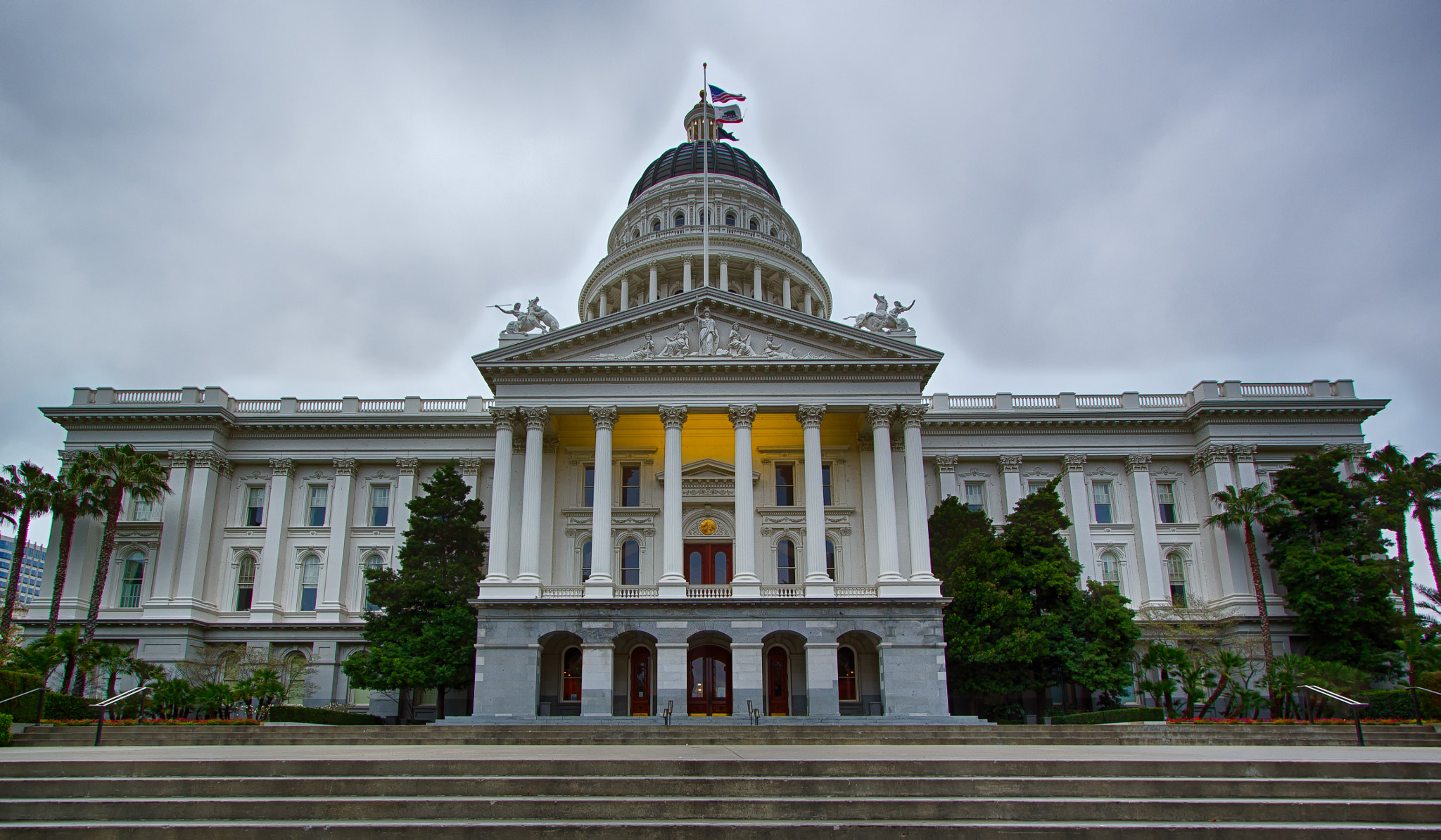 Photograph Sacramento State Capitol by Amit Shinde on 500px
