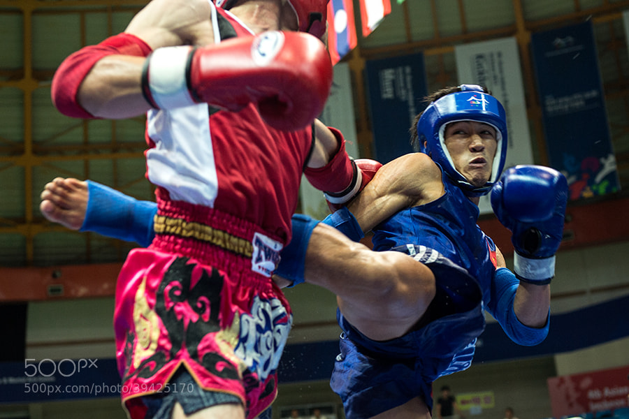 Photograph MuayThai by Hai Thinh on 500px