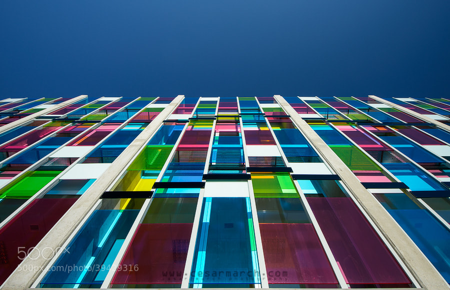 Photograph Rectangles of Culture by Cesar March on 500px