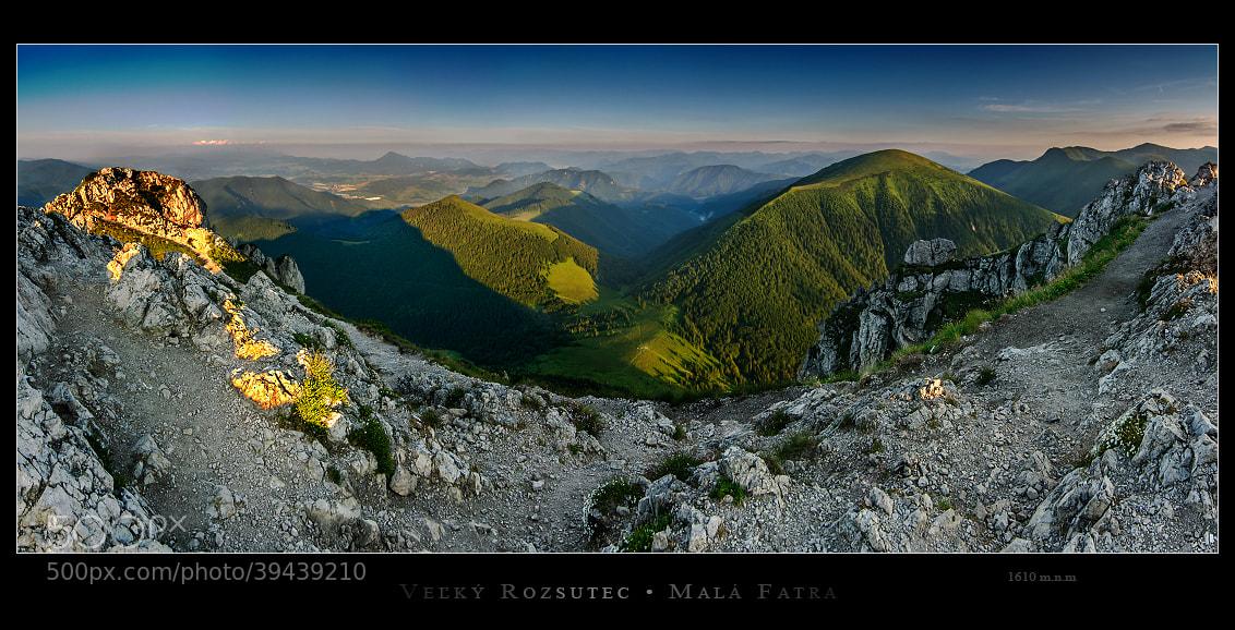 Photograph Rozsutec by Milos Tepper on 500px