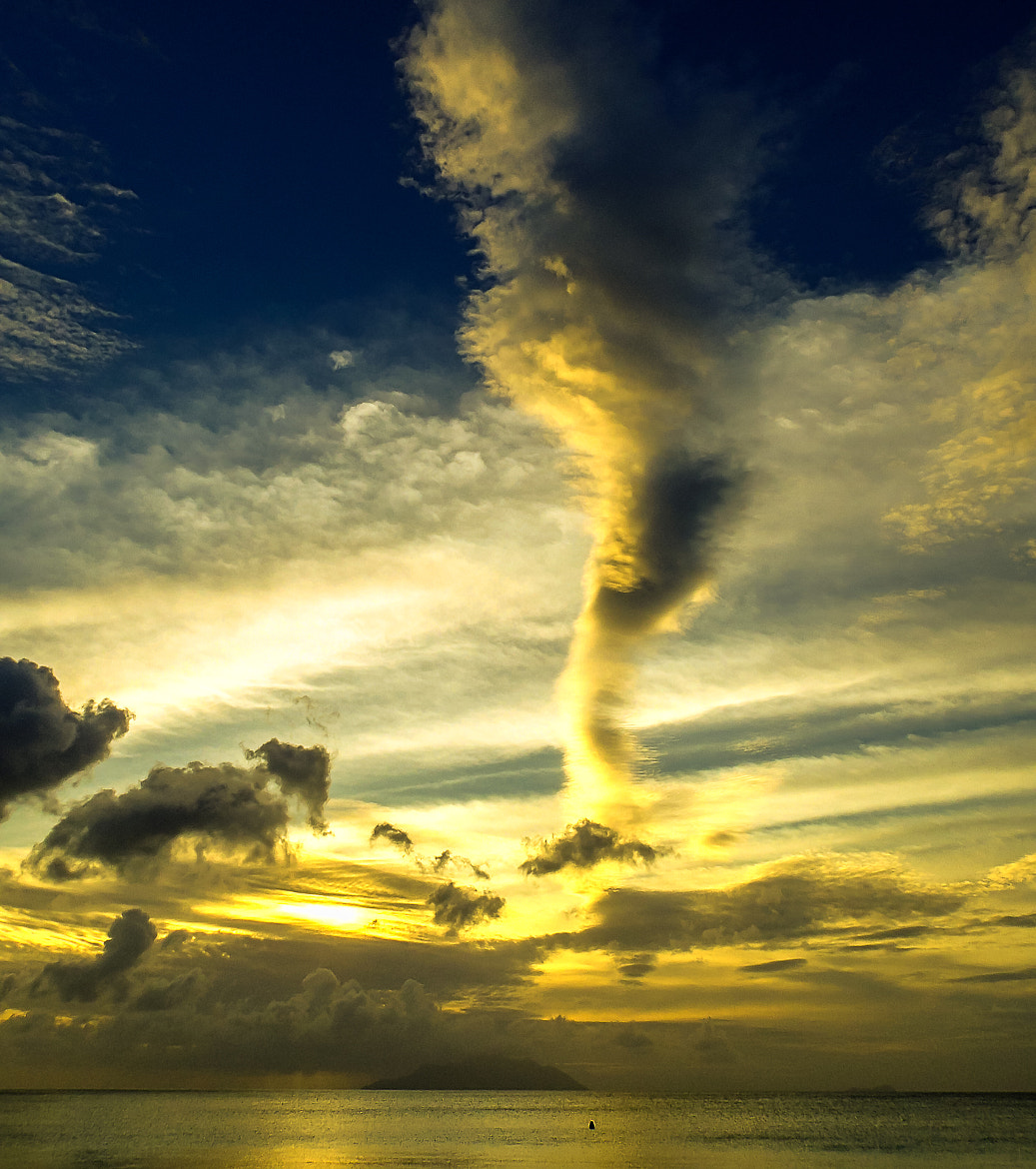 Photograph Clouds by Visarion Nicolof on 500px