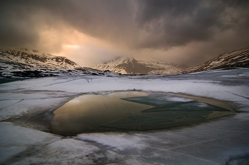 Photograph Frozen paradise by Marco Barone on 500px
