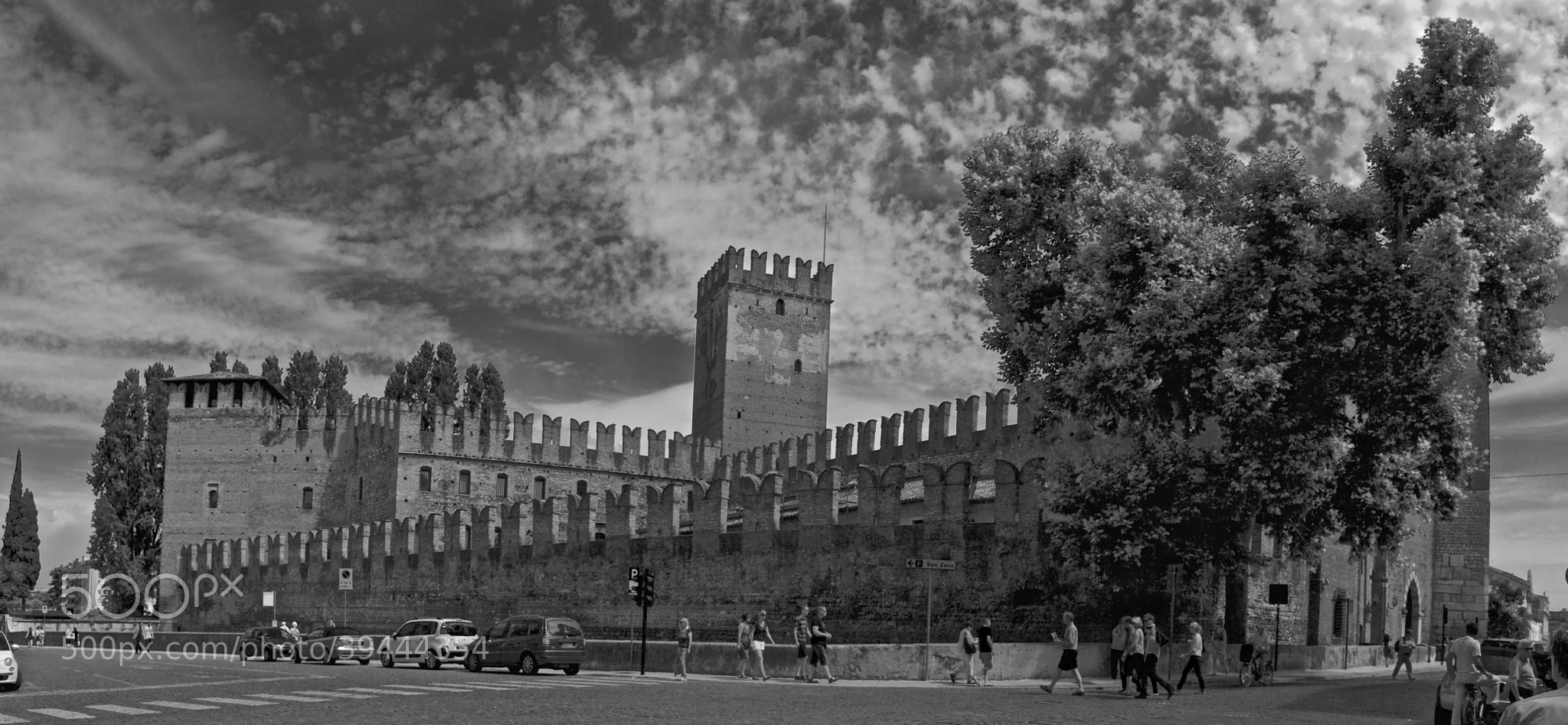 Photograph The Castle by Federico Ferro on 500px