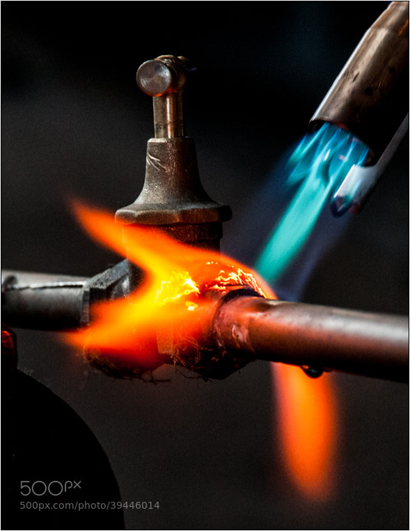 Photograph Hot Water by Marc Leroy on 500px
