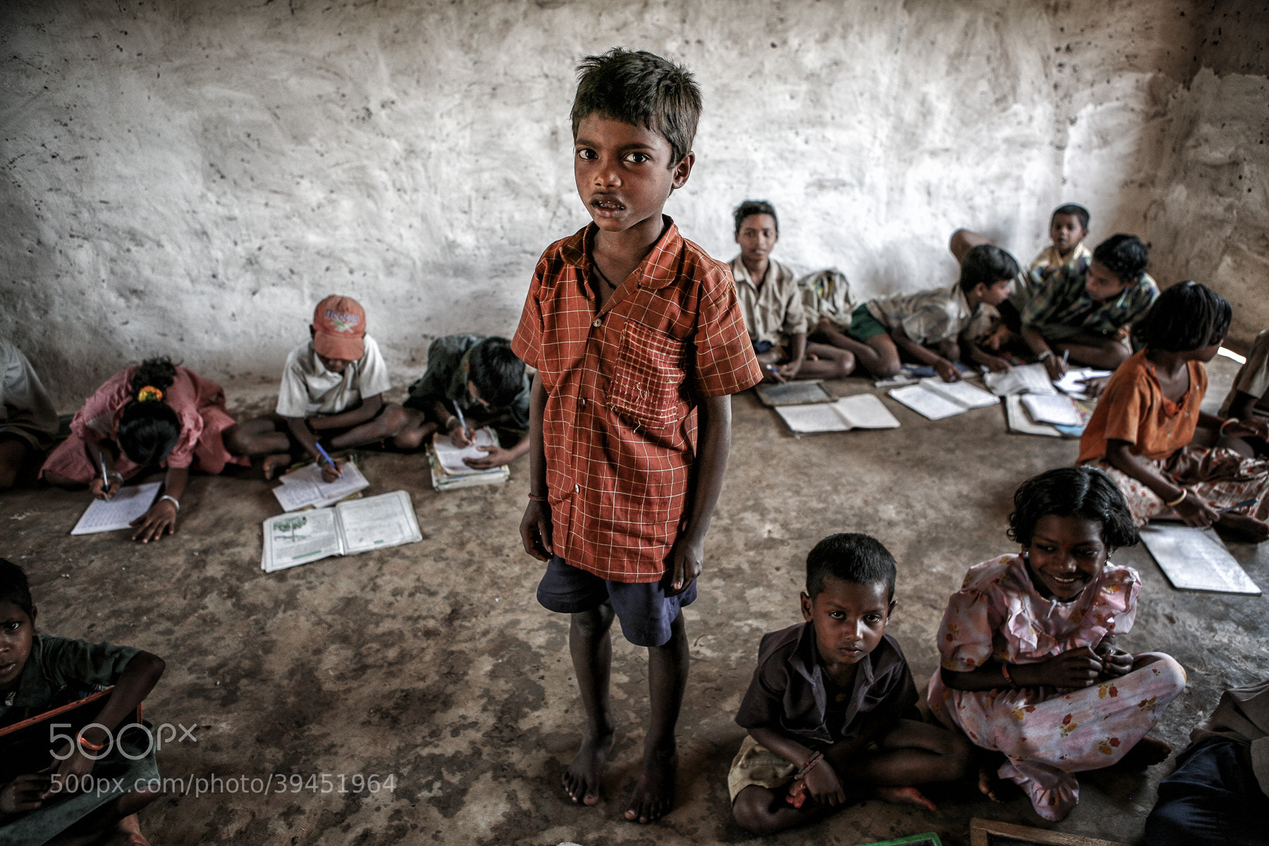 Photograph Poor School by Masashi Mitsui on 500px
