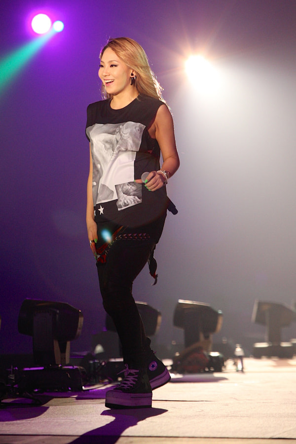 CL at Asia Style Collection 2013