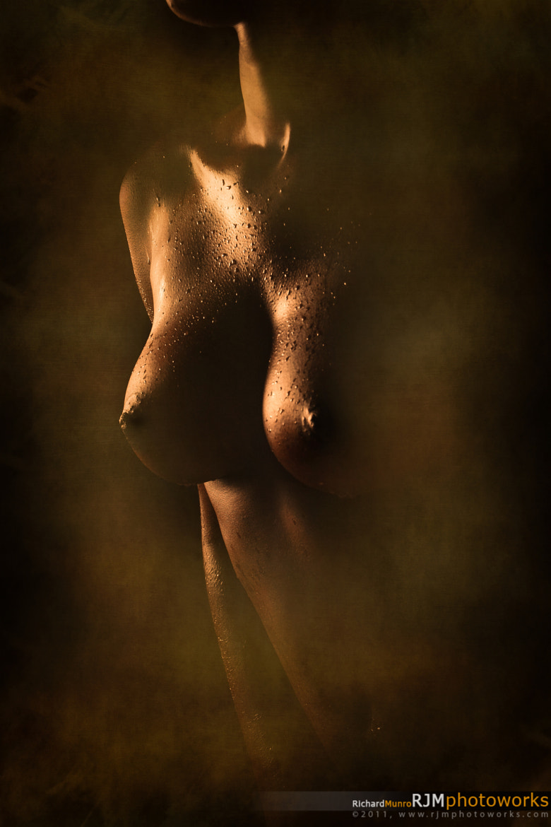 Photograph Misty Busts by Richard Munro on 500px