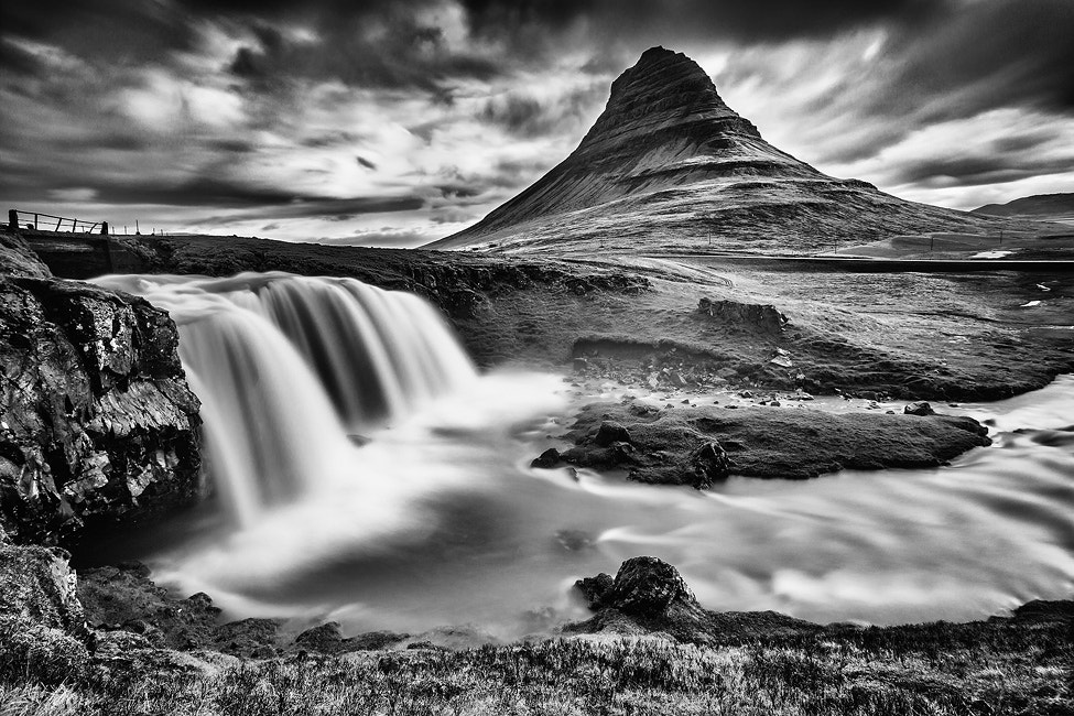 Photograph Kirkjufellfoss by Hervé Loire on 500px