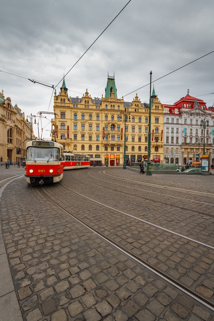 Photograph tram №26 by Uladzimir Vadzianitski on 500px