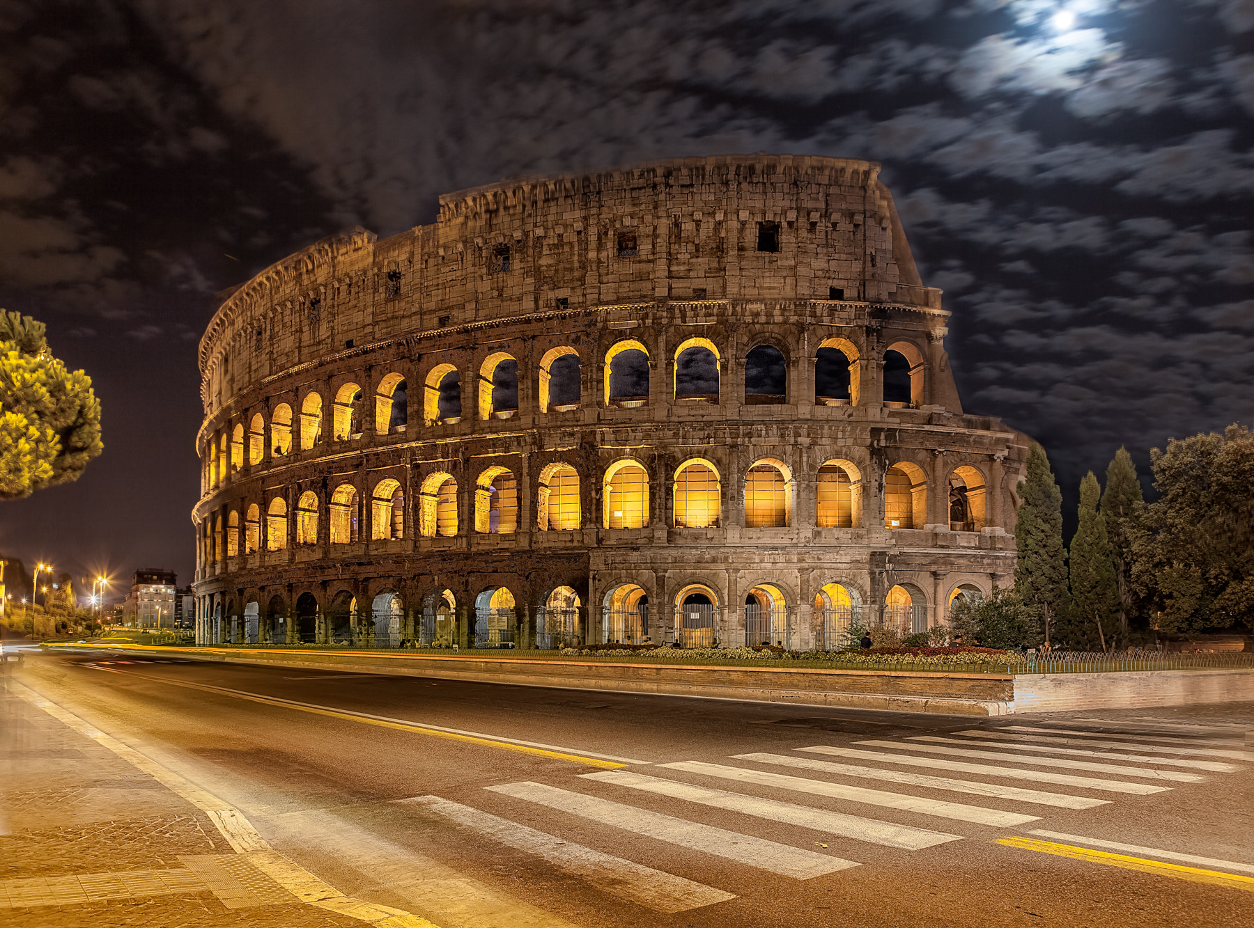 Photograph Colosseum by Yevgeniy Rozhkov on 500px