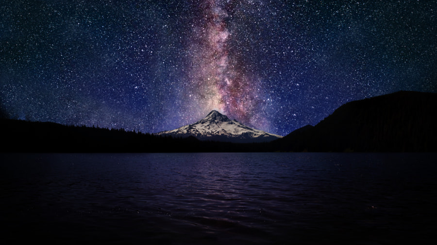 Lost Lake Night by Austin Kutcher on 500px.com