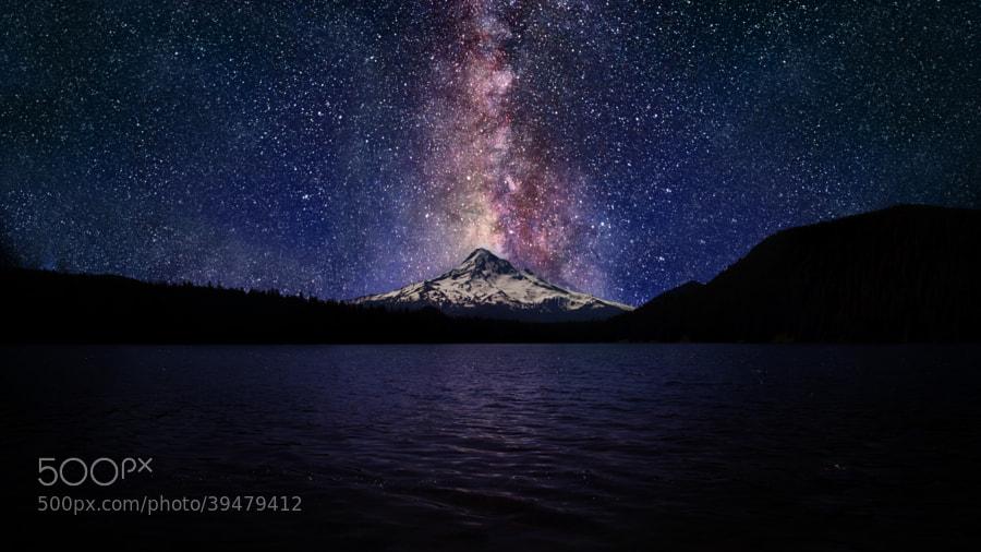 Lost Lake Night by Austin Kutcher on 500px.com