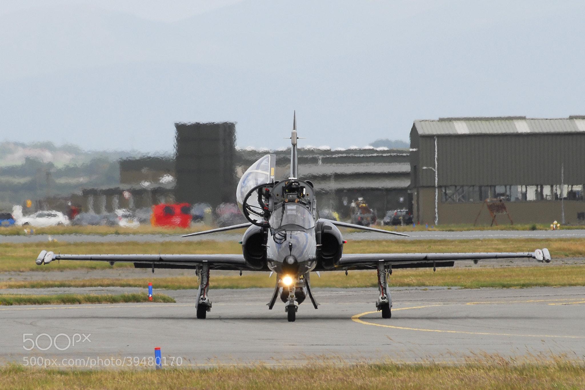 Photograph RAF Hawk by Jaap Zwagemaker on 500px