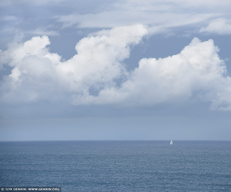 Photograph Lonely Yacht by Ilya Genkin on 500px