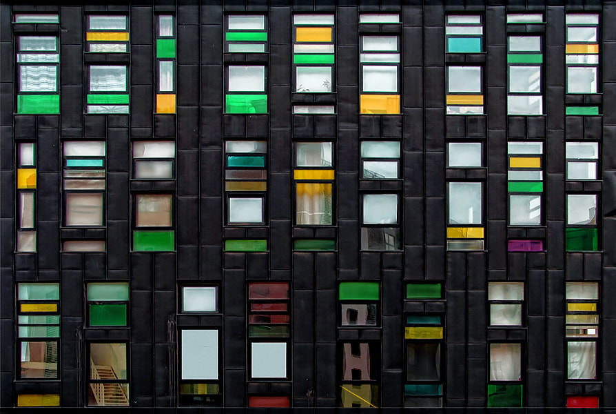Photograph Licorice House (Abstract Art) by Alfon No on 500px