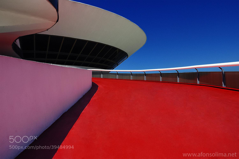 Photograph Museu de Arte Moderna by Afonso Lima on 500px