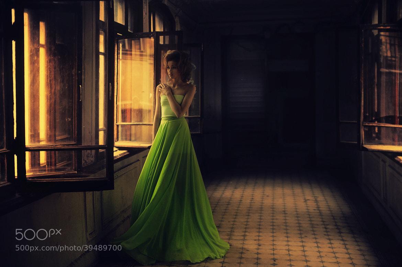 Fashion photography - Magazine cover
