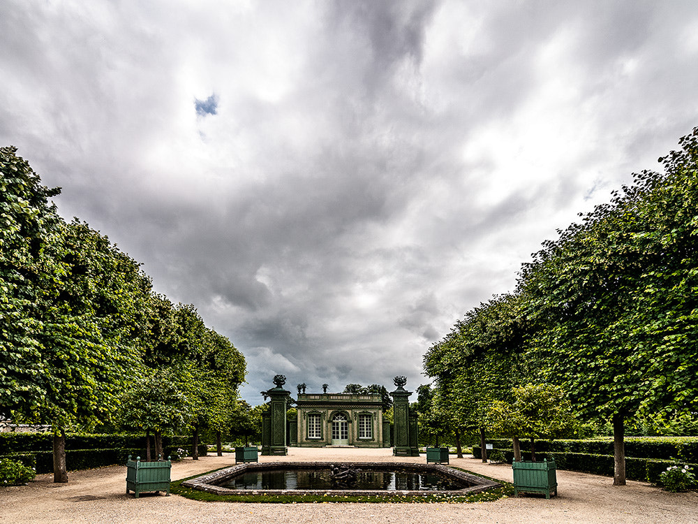 Photograph Marie-Antoinette's gardens (colored version) by Pierre Nadler on 500px