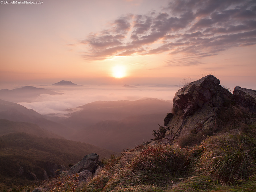 Photograph sunrise in the mountain of granite by Daniel Martin. on 500px