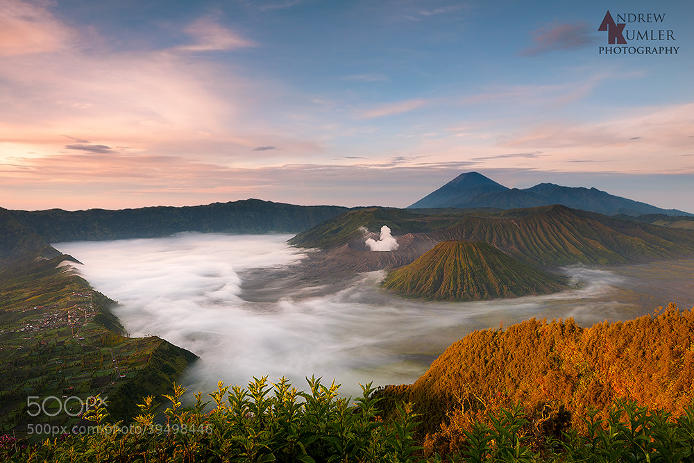 Photograph Sunrise in a Caldera... by Andrew Kumler on 500px