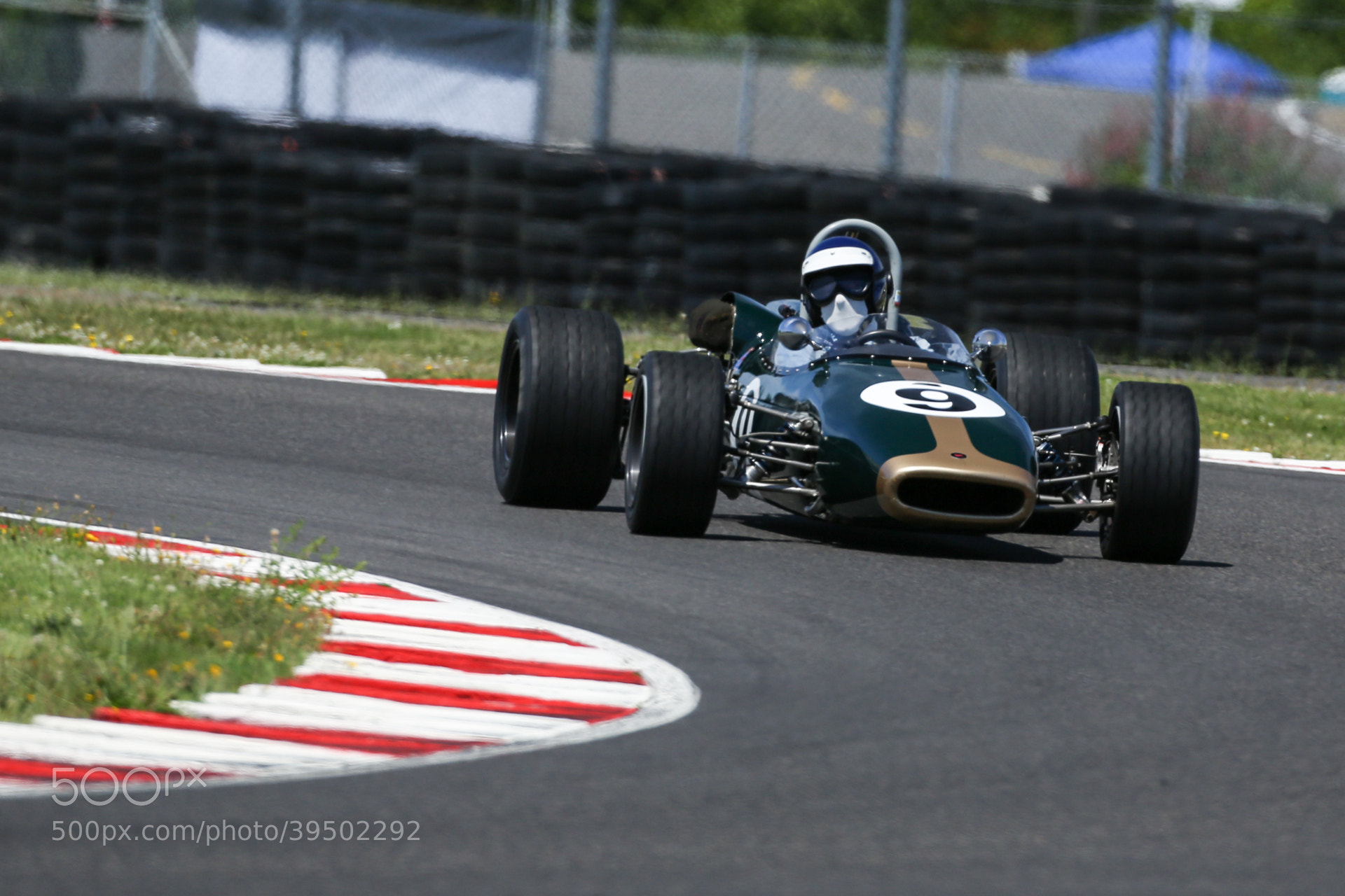 Photograph 1965 Brabham BT18 by Danny Sullivan on 500px