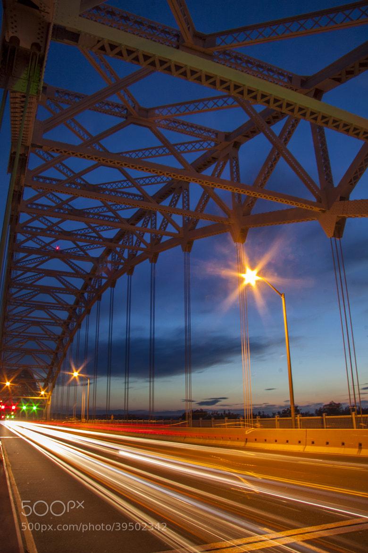 Photograph Arrigoni Bridge by Samir Mohanty on 500px