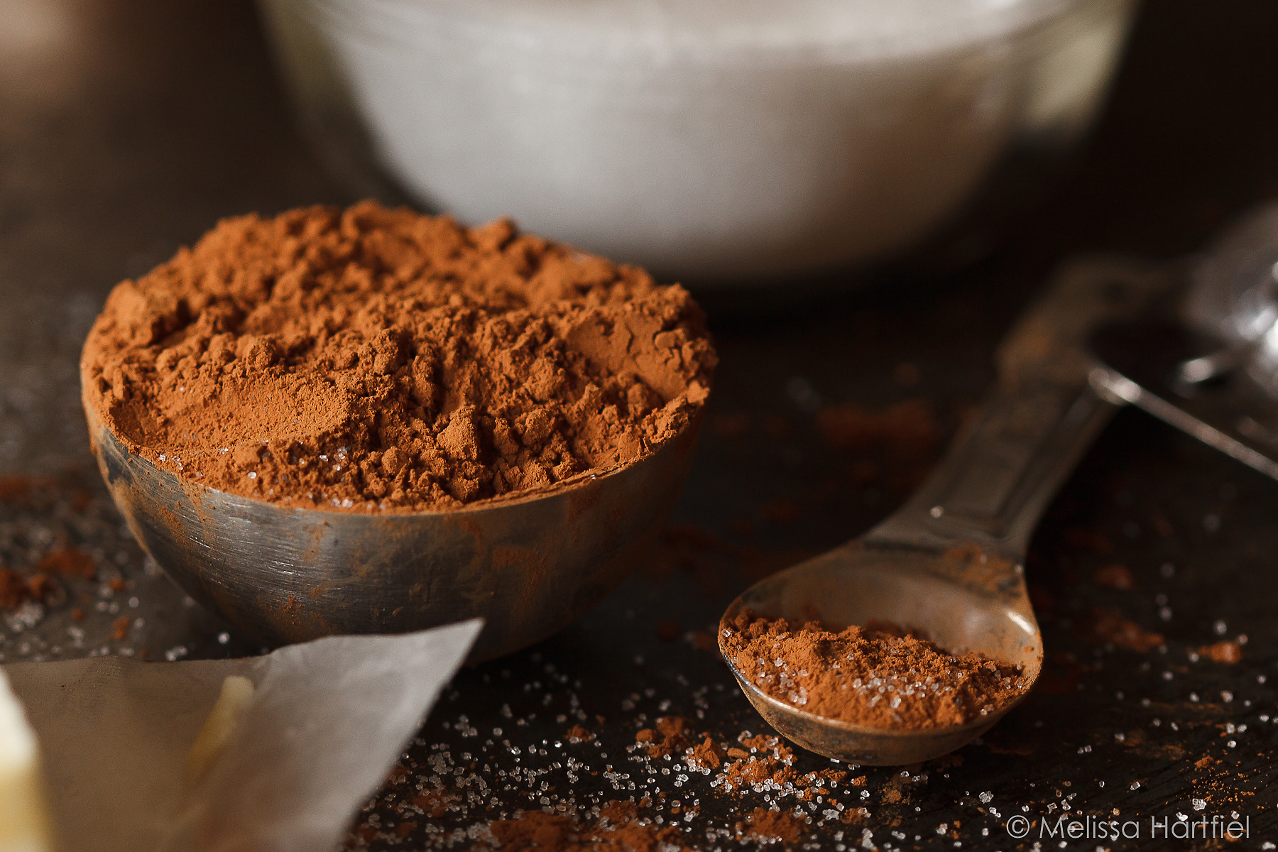 Photograph Cocoa for Cookies by Melissa Hartfiel on 500px