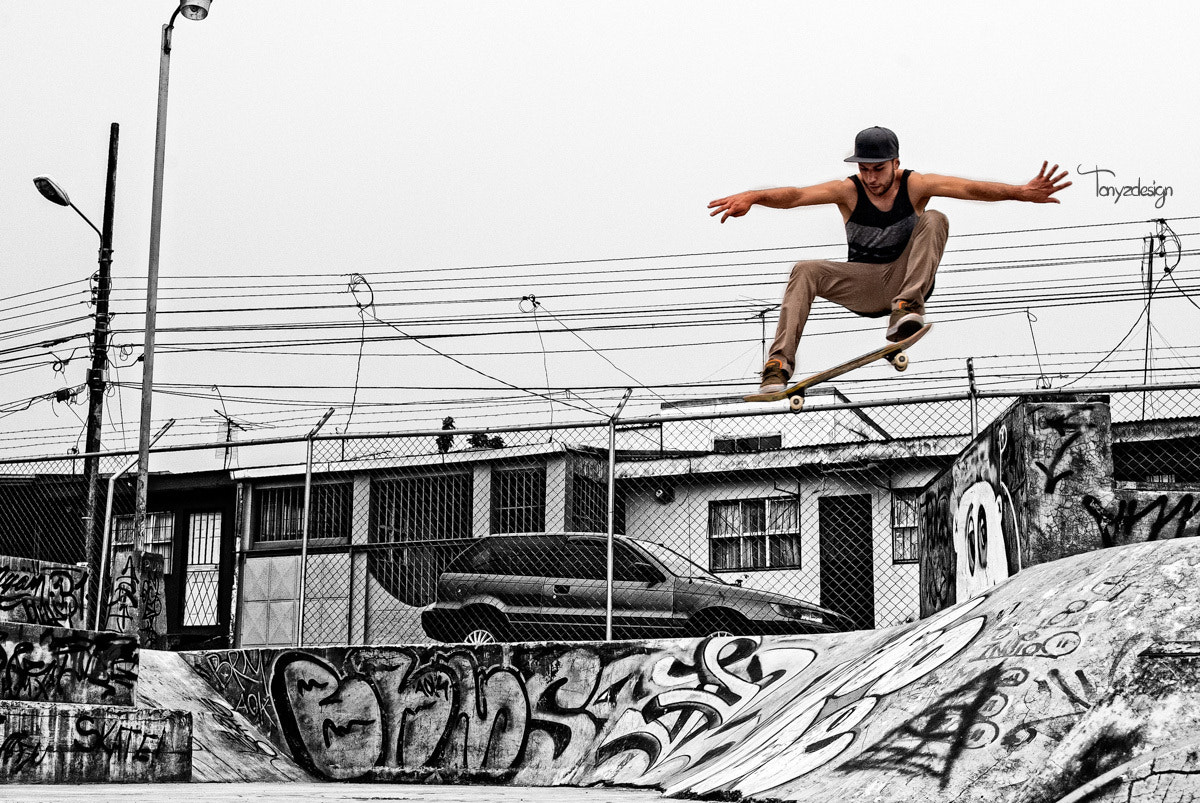 Photograph skater in Costa Rica by Anthony Zuñiga on 500px