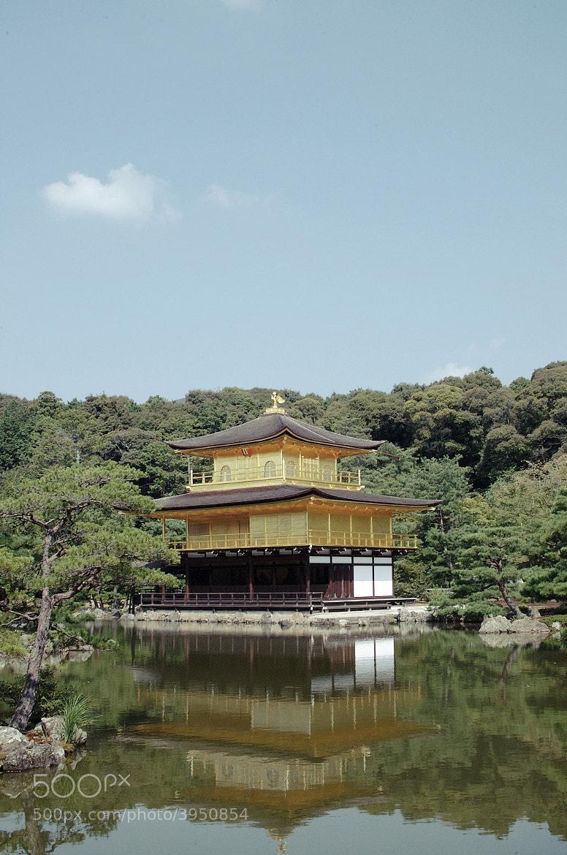 Photograph Kinkaku-ji by Donovan Lee on 500px