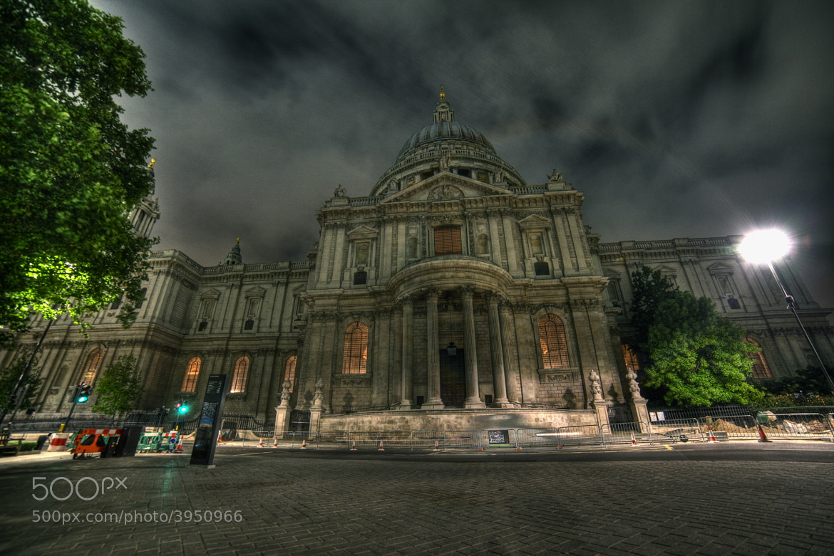 Photograph St.Pauls by Phil Arntz on 500px