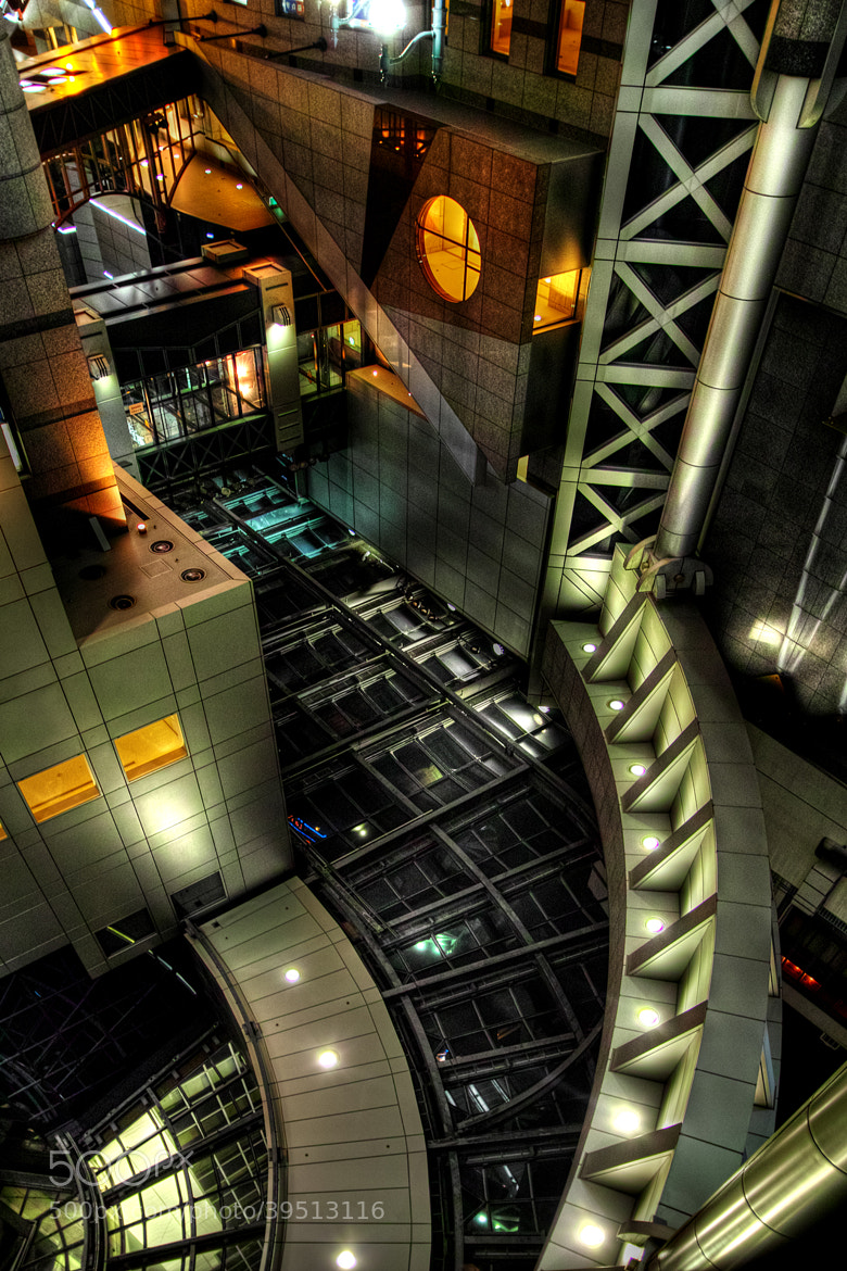 Photograph Mothership by Azul Obscura on 500px