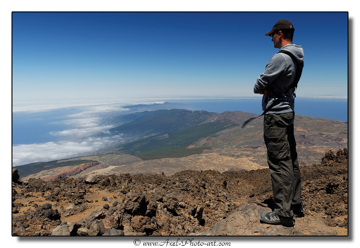 Photograph Me - El Teide volcano by Axel Photo-art on 500px