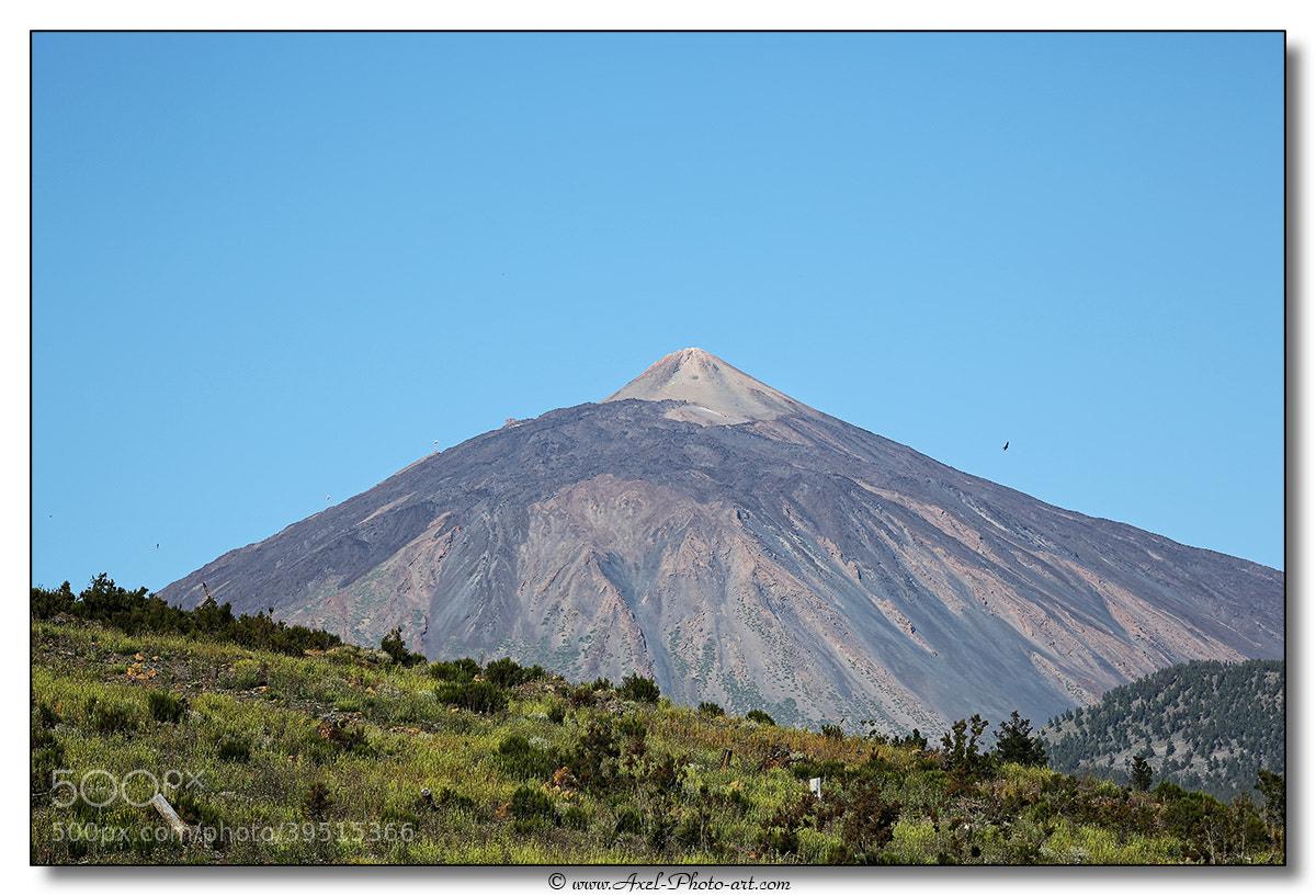 Photograph El Teide - Tenerife (Canary Island) by Axel Photo-art on 500px
