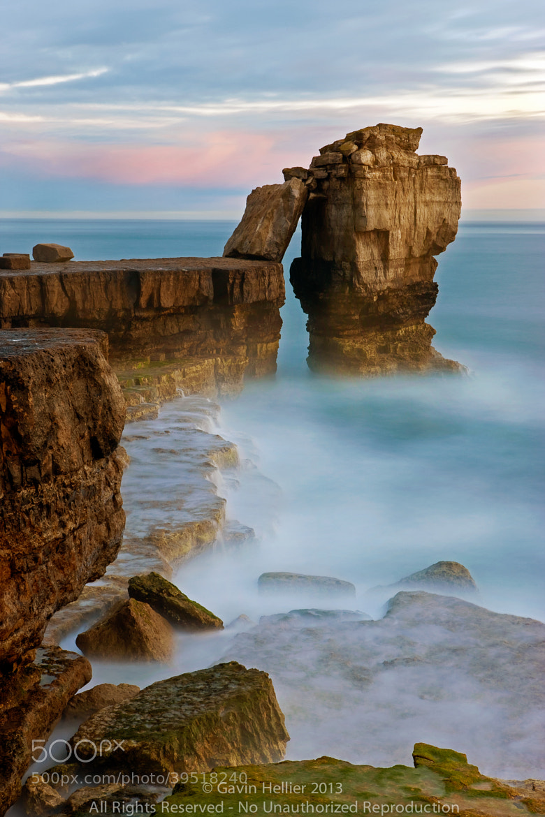 Photograph Pulpit Rock, Portland Bill, Isle of Portland, Dorset, England by Gavin Hellier on 500px