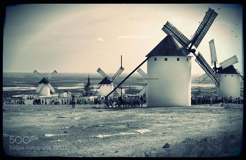 Photograph La Mancha by Julián Hidalgo on 500px