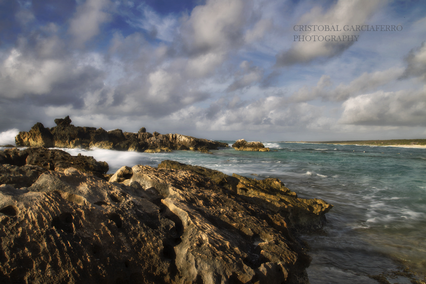 Photograph Rocks and waves by Cristobal Garciaferro Rubio on 500px