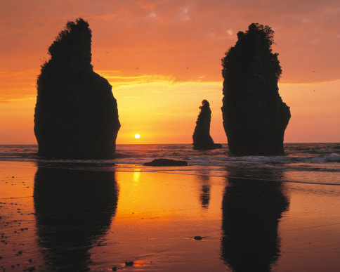 Photograph The Three Sisters by Robert Elliot on 500px