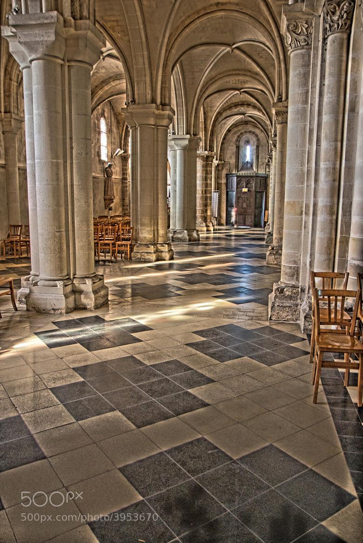 Photograph Church Floor- France by Joe Sterne on 500px
