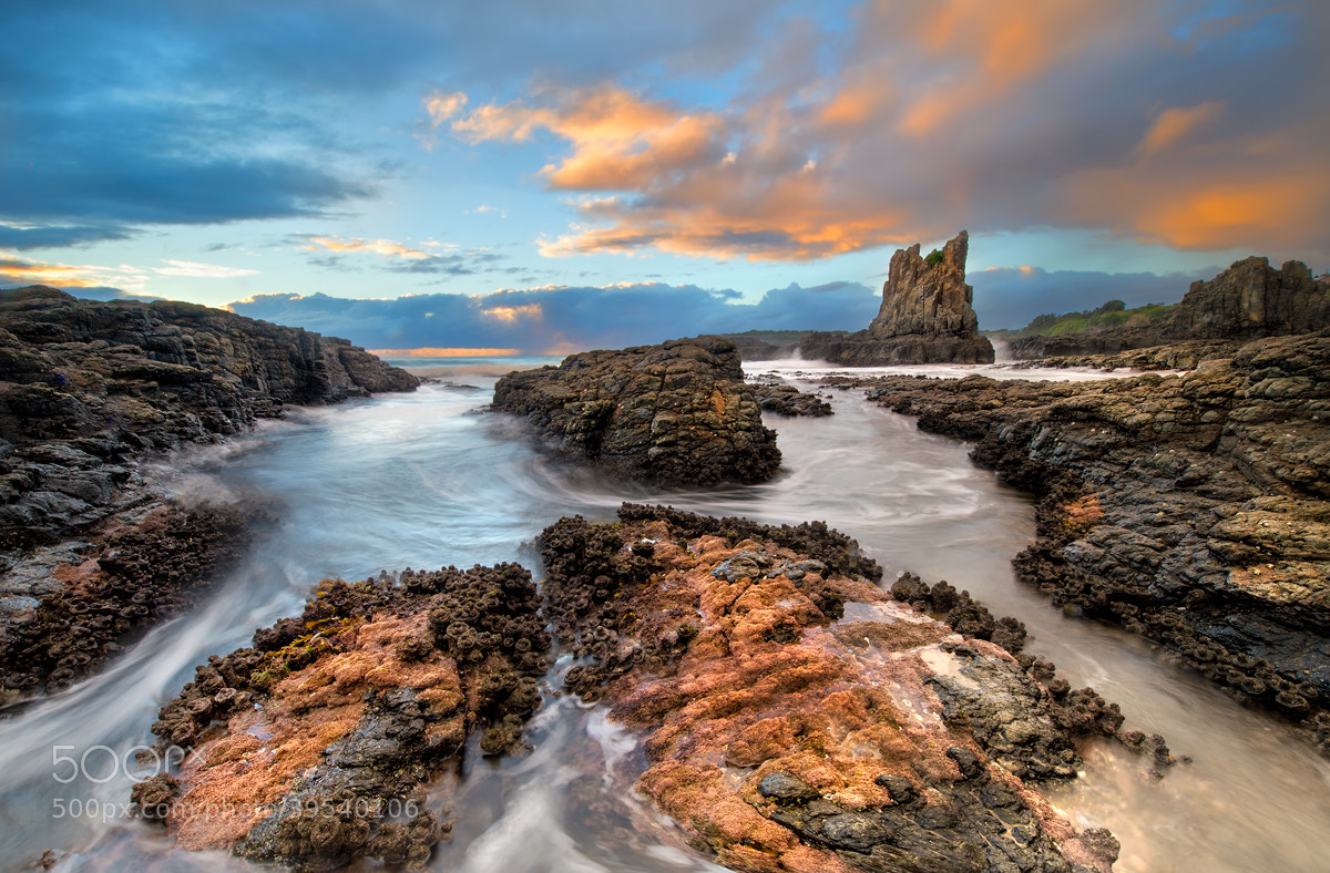Photograph Kiama Rock by Chef'John  on 500px