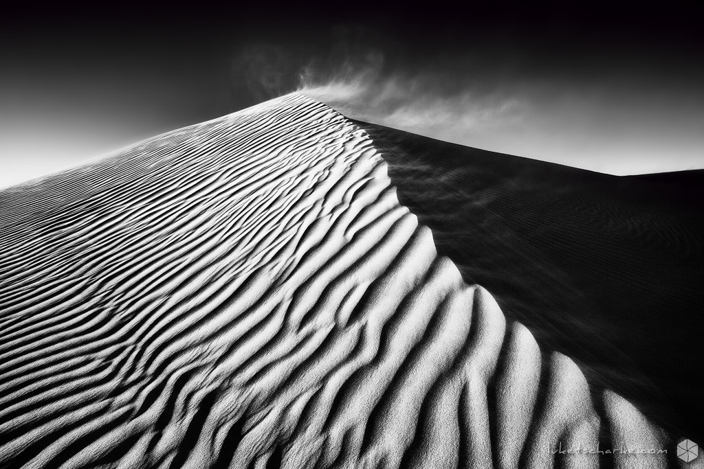 Photograph dunescape by Luke Tscharke on 500px