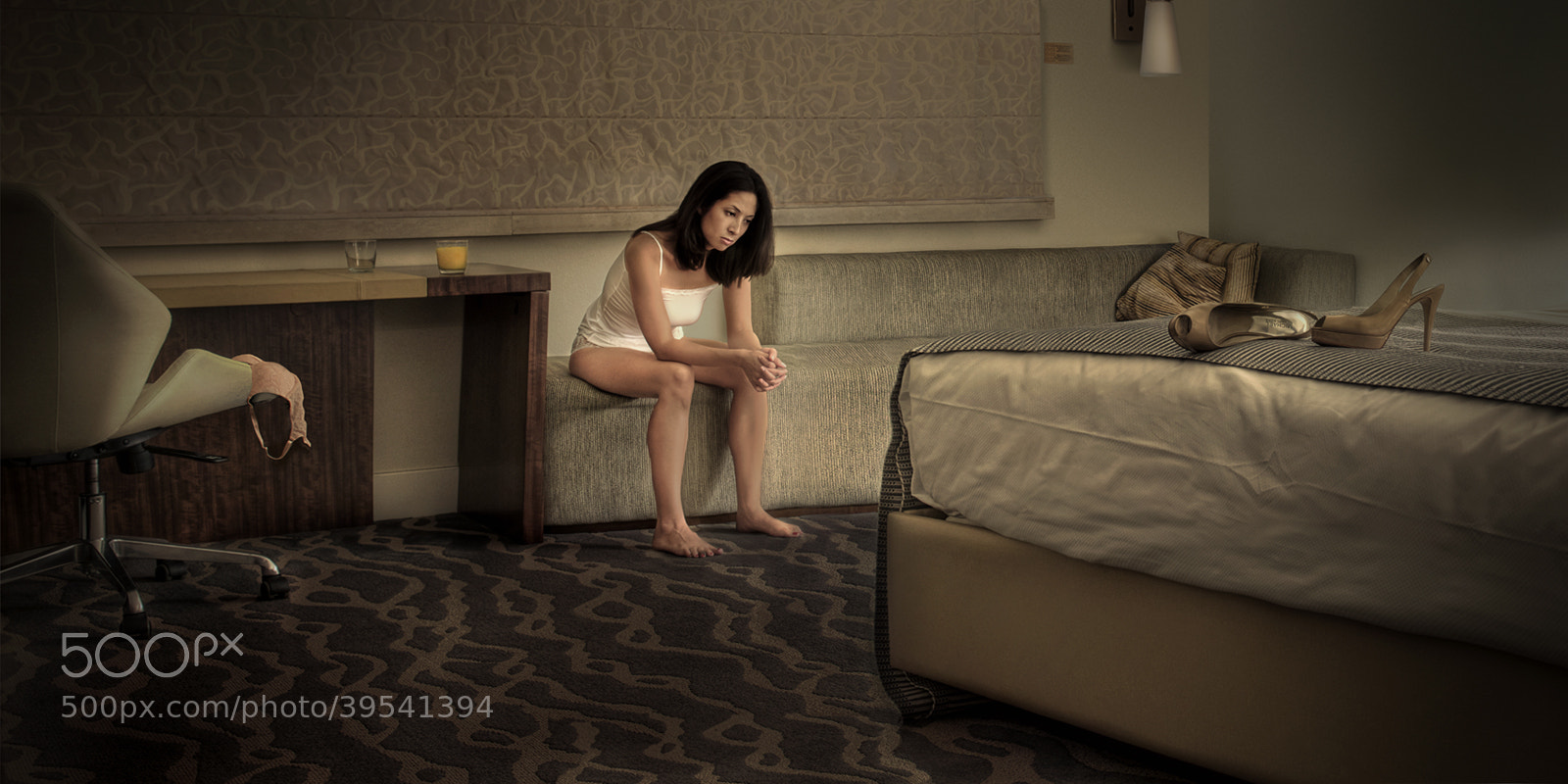 Photograph Lost in Room (Miami, Fl) by Julien Dumas on 500px